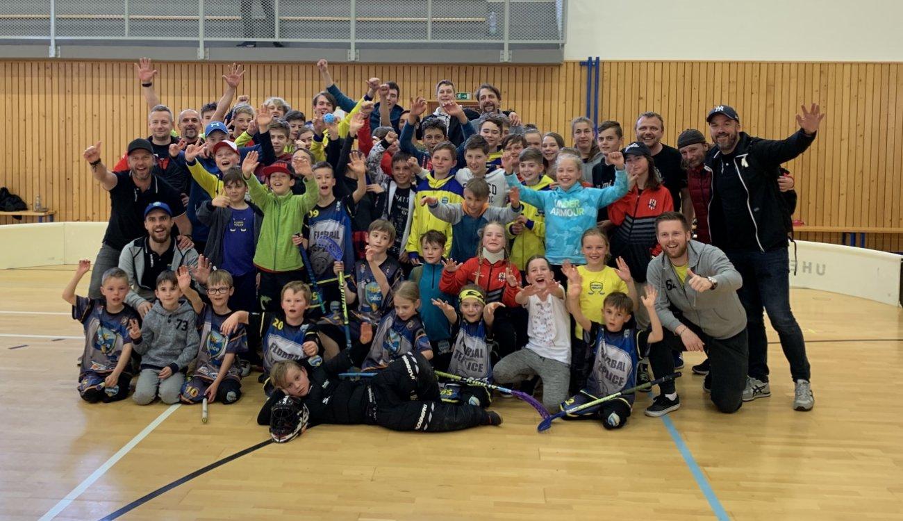 Turnajovou část sezóny jsme zahájili v České Lípě
